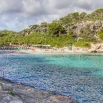 Bucht auf der Mallorca